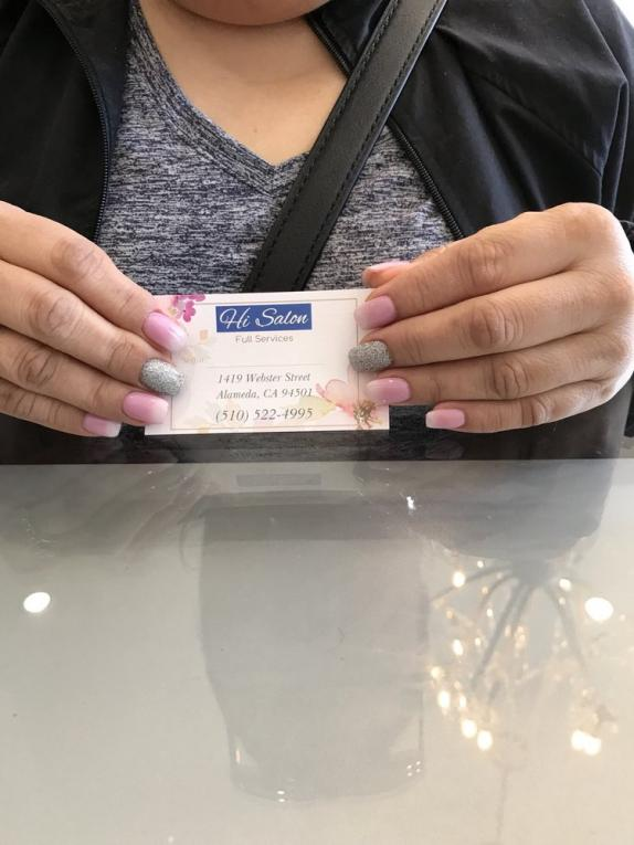 Hi Salon - Nail Salon in Alameda CA 94501 - Hair Salon 94501